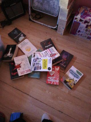 lote de novelas