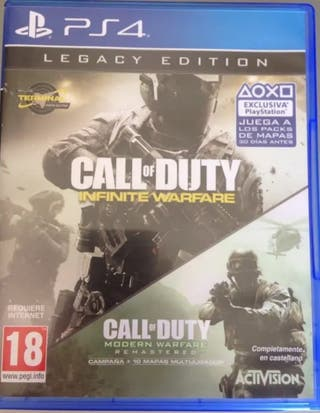 call of duty ps4.