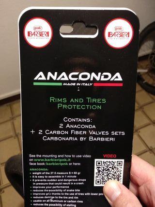 Protección de ruedas 27.5 Barbieri Anaconda