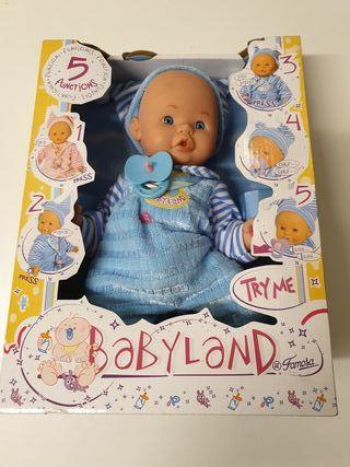 Bebé nuevo Famosa 5 funciones