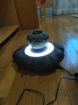 Piedra magnética para plantas (Air Bonsai)