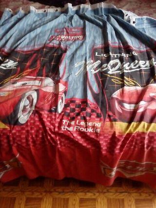cortina del car por 3€