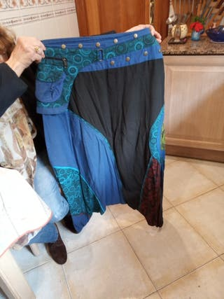 Pantalones bombachos de la India