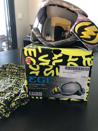 Gafas-máscara de esquí Electric EG1s