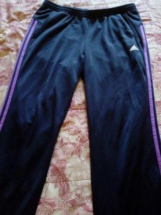 pantalon chandal talla M grande