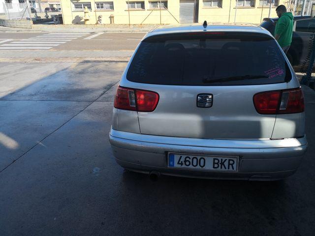 seat Ibiza 1.9tdi 110cv 2002 año 180.000km