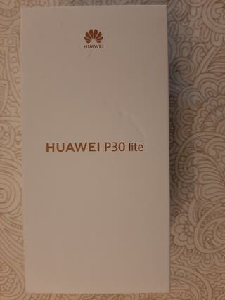 Móvil Huawei P30 Lite. Nuevo sin abrir.