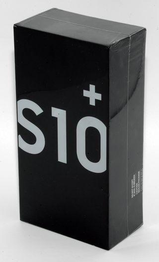 SAMSUNG GALAXY S10+ 128GB PRISM WHITE PRECINTADO