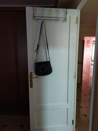 Perchero puerta