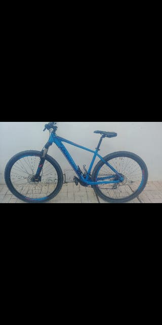 hola buenas vendo mi bicicleta orbea de montaña mt