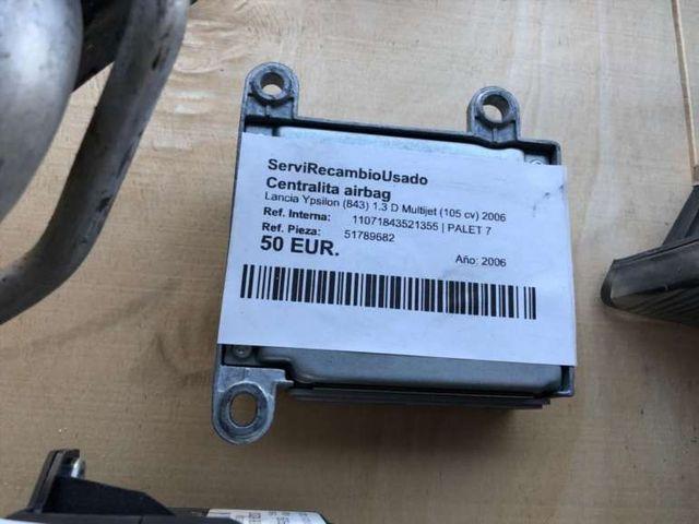 Centralita airbag 51789682 Lancia Ypsilon (843) (2