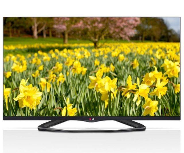 Television lg 3D