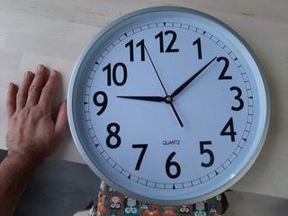 Reloj Pared Quartz