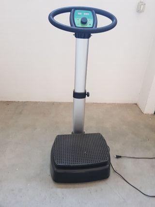 Plataforma vibratoria/Maseajador Fitness