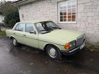 Despiece Mercedes 300d