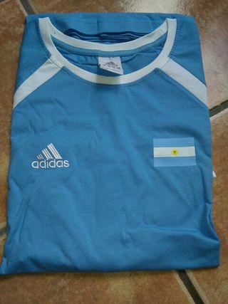 camiseta Messi Nueva