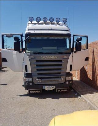 CAMIÓN SCANIA-R500 V8 1.600.000 kms