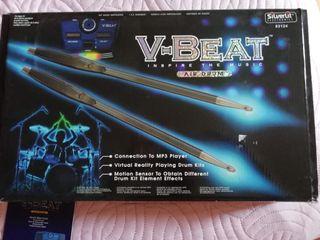 Bateria aérea air drum V beat