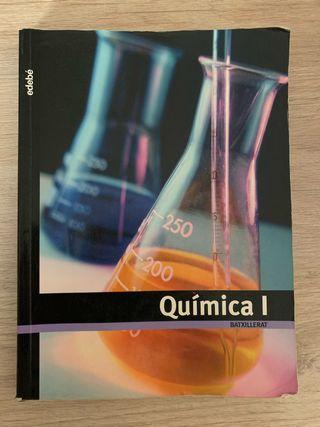 Química I (Primero Bachillerato) - Edebé