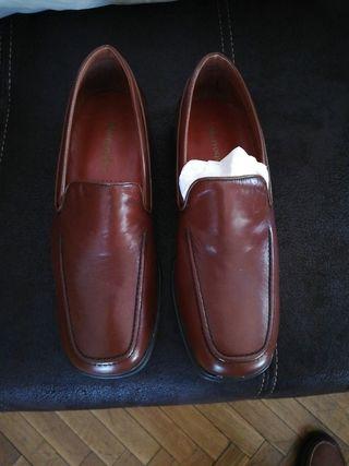 Zapatos hombre marrones n 40