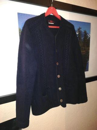 Austriaca Original talla 52 chico pura lana