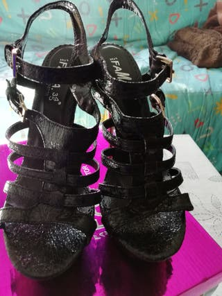 sandalias nuevas para fiestas con plataforma