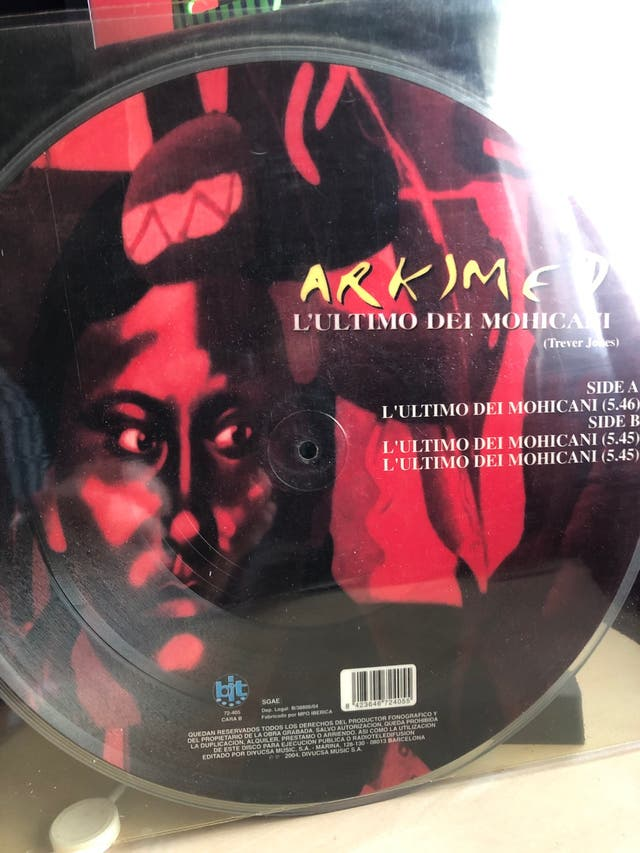 Arkimed - L'ultimo dei Mohicani