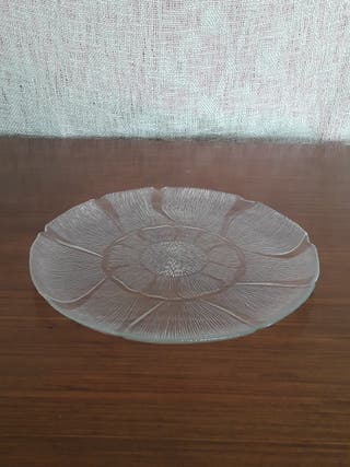 Plata de cristal