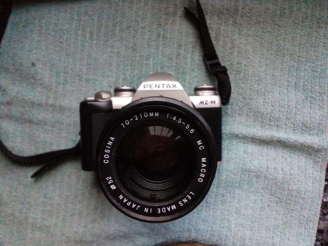 camara fotos Pentax MZ-M