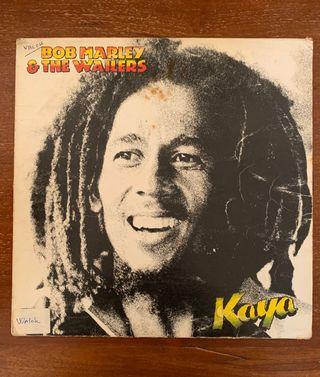 Colección vinilos cd Bob Marley