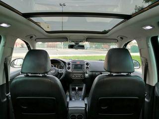 Volkswagen Tiguan 2011 acepto coche