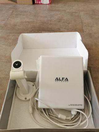 antena WiFi Alfa network