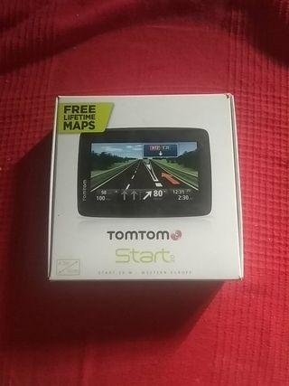 vendo GPS TomTom Start 20 nuevo