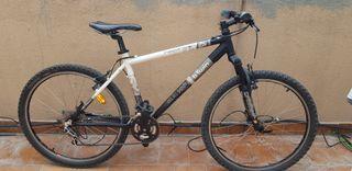 bicicleta de montaña de aluminio adulto