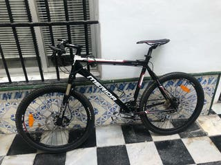 Bicicleta montaa