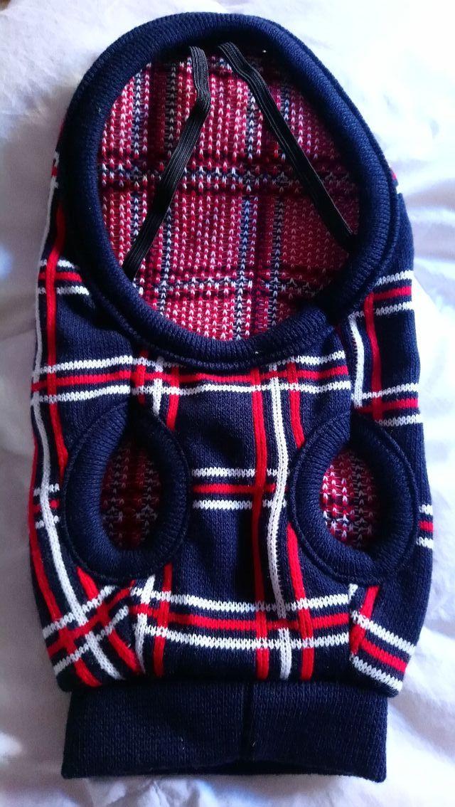 Jersey Abrigo Mascota Lana TKPET Ruma 35