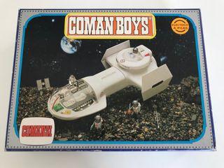 COMANSI COMAN BOYS COSMONAVE ELECTRONICA