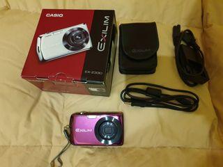 Camara de fotos digital Casio
