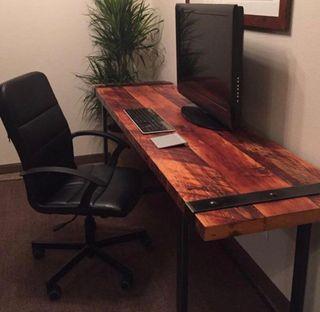 Mesa escritorio despacho industrial