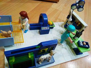 veterinario Playmobil