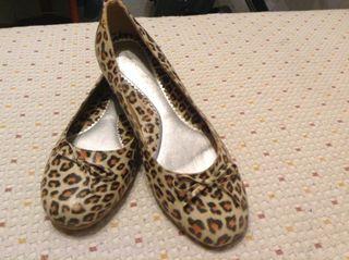 Manoletina leopardo