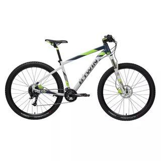 "Bicicleta ST560 de 27,5"" blanca"