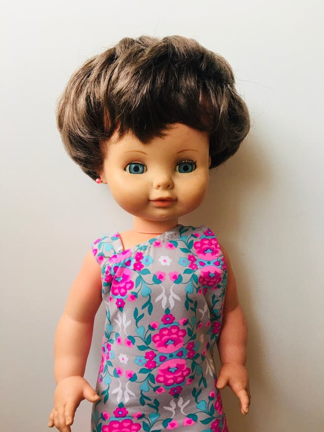 Muñeca toyse nancy