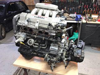 Motor Toyota MR2 SW20 / Celica ST182 GTI