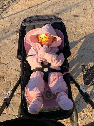 Carro de bebé bugaboo fox stelar edición limitada