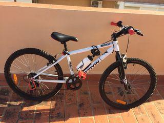 bicicleta nueva sin estrenar medidas 24x1,95