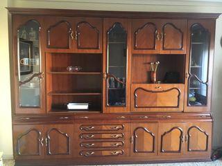 Mueble salon antiguo