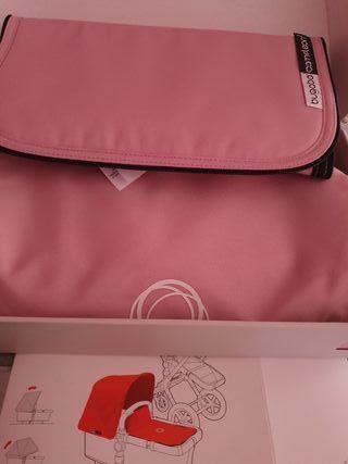 pack bugaboo cameleon rosa pastel