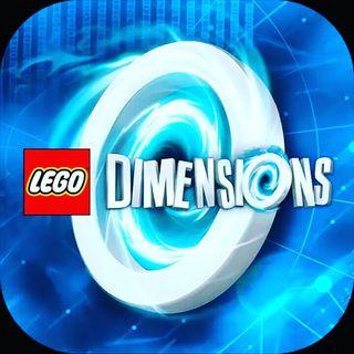 14 discos lego dimension