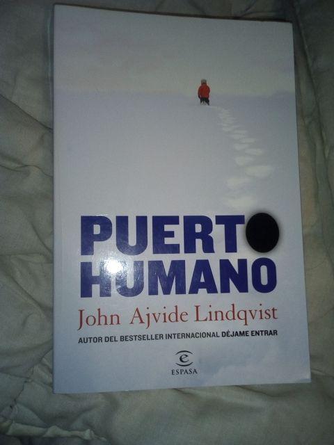 Puerto humano - John Ajvide Lindqvist